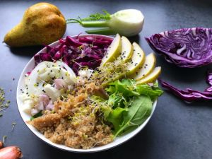 3 superleckere Wintersalate