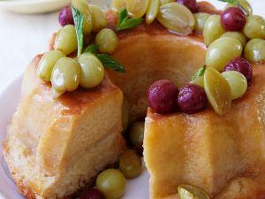 Flan-Kuchen Rezept