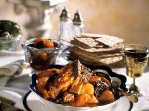 Fleischeintopf auf jüdische Art (Tscholent) Rezept