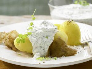 Köstlicher Import-Schlager: Frankfurter Grüne Sauce