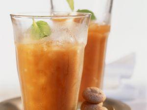 Frappuccino mit Aprikosensaft Rezept