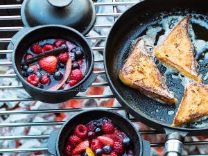 French Toast: 4 x Frühstücksknusperei!