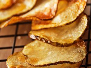 Frittierte Kartoffelscheiben Rezept