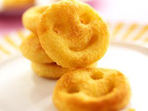 Frittierte Kartoffeltaler Rezept