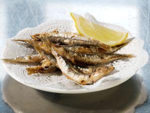 Frittierte Sardinen Rezept