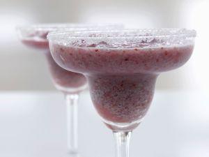 Frozen Margarita mit Lavendel Rezept