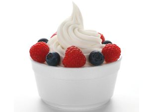 Das Schlank-Eis: Frozen Yogurt selber machen