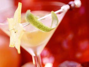 Frucht-Champagner Rezept