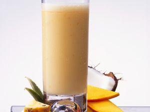 Frucht-Kokosshake Rezept