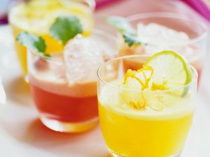 Fruchtige Drinks Rezept