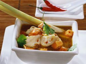 Fruchtige Fischsuppe Rezept