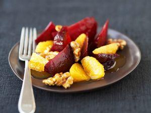 Fruchtige Rote Bete-Salat Rezept