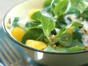 Fruchtiger Feldsalat Rezept