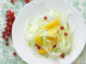 Fruchtiger Fenchelsalat Rezept
