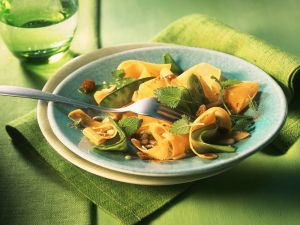 Fruchtiger Gemüsesalat Rezept