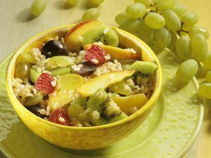 Fruchtiger Reissalat Rezept