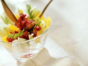 Fruchtiger Rote Bete-Fenchelsalat Rezept