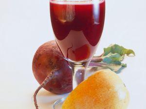 Fruchtiger Rote Bete Saft Rezept