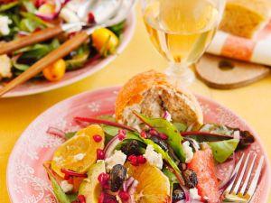 Fruchtiger Salat mit Rote Bete Rezept
