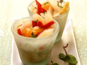 Fruchtiger Spargelsalat Rezept