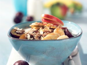 Früchte-Müsli Rezept