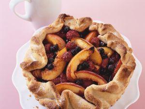 Früchte-Tarte Rezept