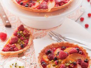 Früchte-Tartes Rezept