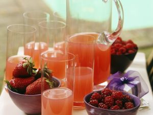 Früchte-Tee Rezept