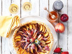 Früchtekuchen Rezept
