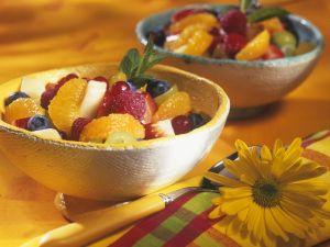 Früchtesalat Rezept