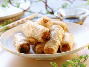 Frühlingsrollen auf vietnamesische Art Rezept
