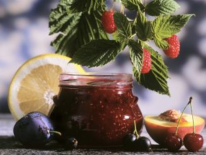 Fünf-Früchte-Marmelade Rezept