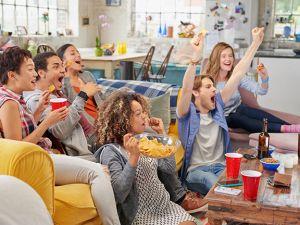 Volltreffer! EM Halbzeit-Snacks mit amerikanischen Pistazien