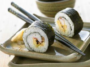 Futomaki-Sushi Rezept