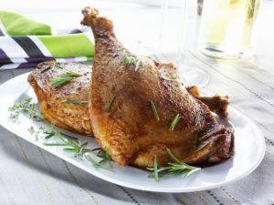 Gewusst wie: Gänsebraten-Zubereitung