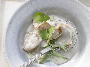Garnelen-Ravioli Rezept