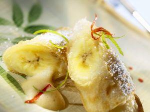 Gebackene Banane Rezept