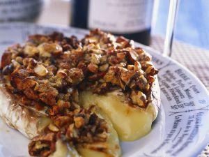 Gebackene Camembert Rezept