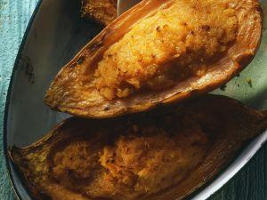 Gebackene Süßkartoffeln Rezept
