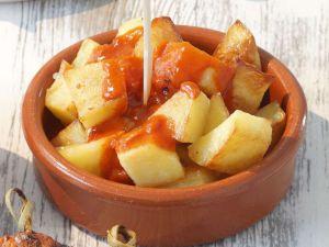Gebratene Kartoffeln Rezept
