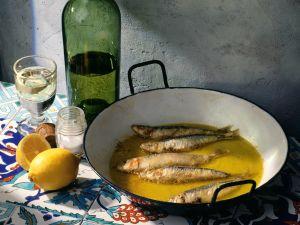 Gebratene Sardinen Rezept