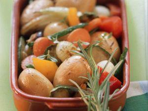 Gebratener Gemüse Rezept