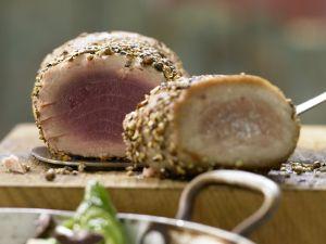 Gebratener Thunfisch Rezept