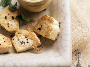 Gebratener Tofu Rezept