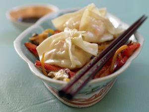 Wan-Tan-Blatt Rezepte