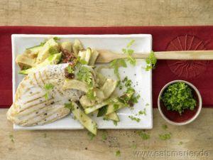 Diät-Geflügelgerichte