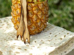 Gefüllte Ananas Rezept
