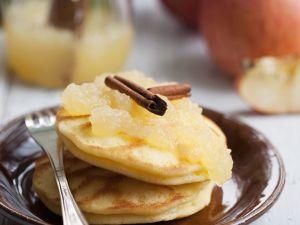 Gefüllte Pfannkuchen Rezept