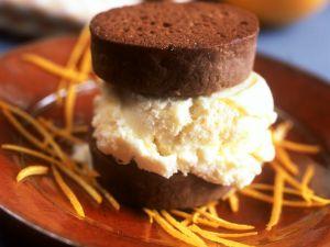 Gefüllte Schoko-Shortcakes Rezept