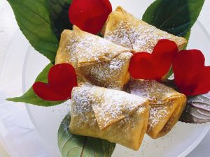 Gefüllte Schoko-Tortillas Rezept
